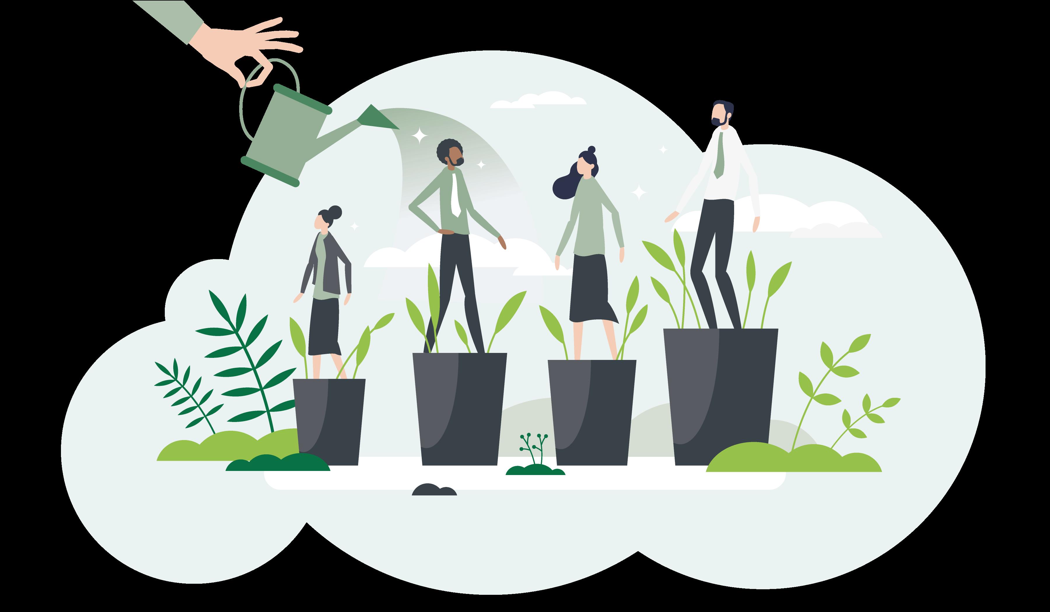 A beautiful green propose divers ateliers de sensibilisation et d'éducation sur la thématique du développement durable