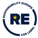 Responsibility Europe, label a beautiful green